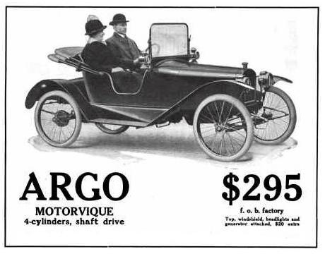 Argo-Cyclecar
