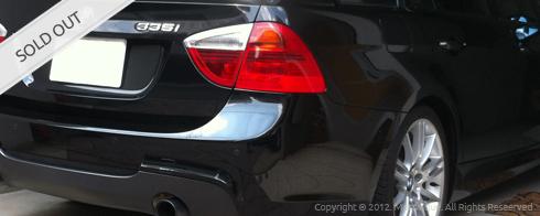 2008 BMW 335i M Sports TRG