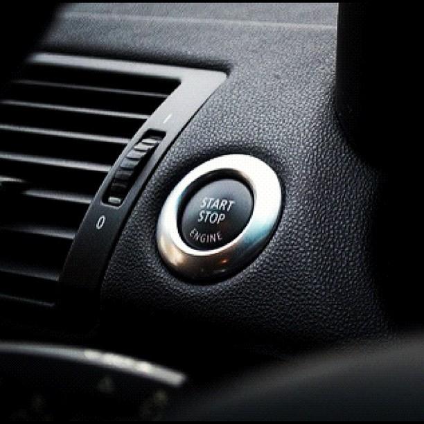 BMW Push Start Ignition